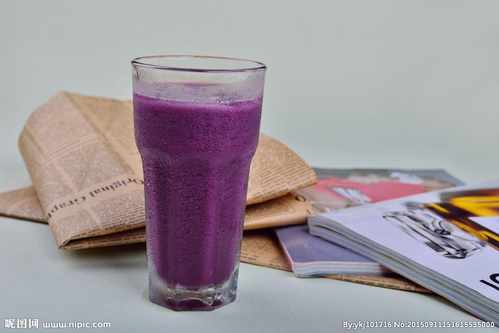 紫薯养生饮料